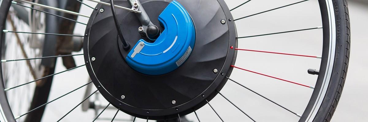 전기자전거 만드는 가장 쉬운 방법! '어반X'