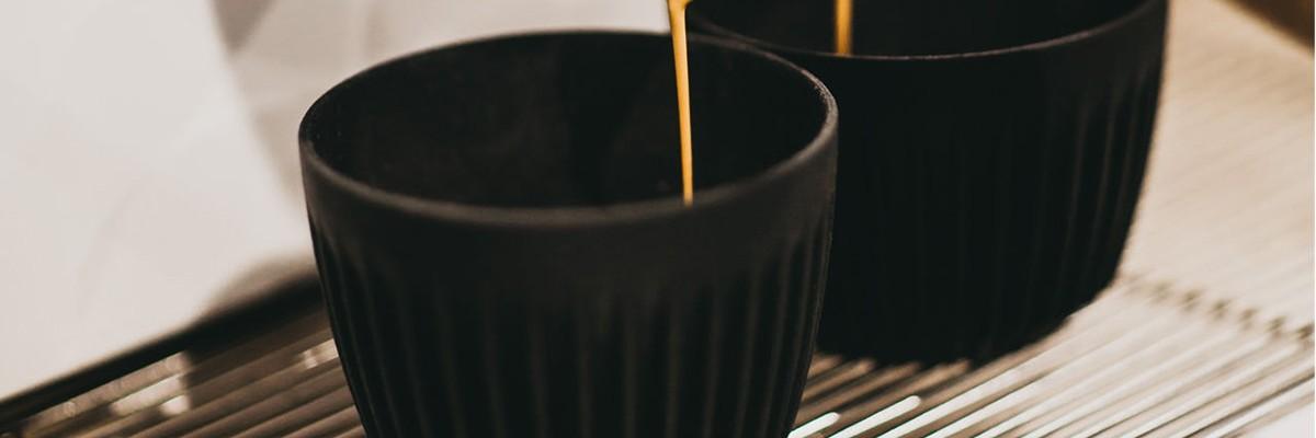 커피 찌꺼기로 만든 친환경 머그컵 '허스키컵'