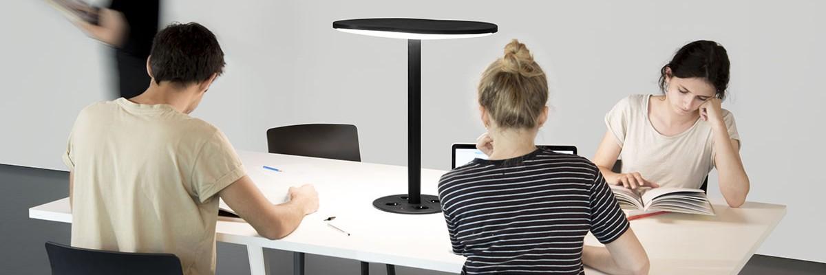 무선통신 WiFi를 대체할 'LiFi 램프'