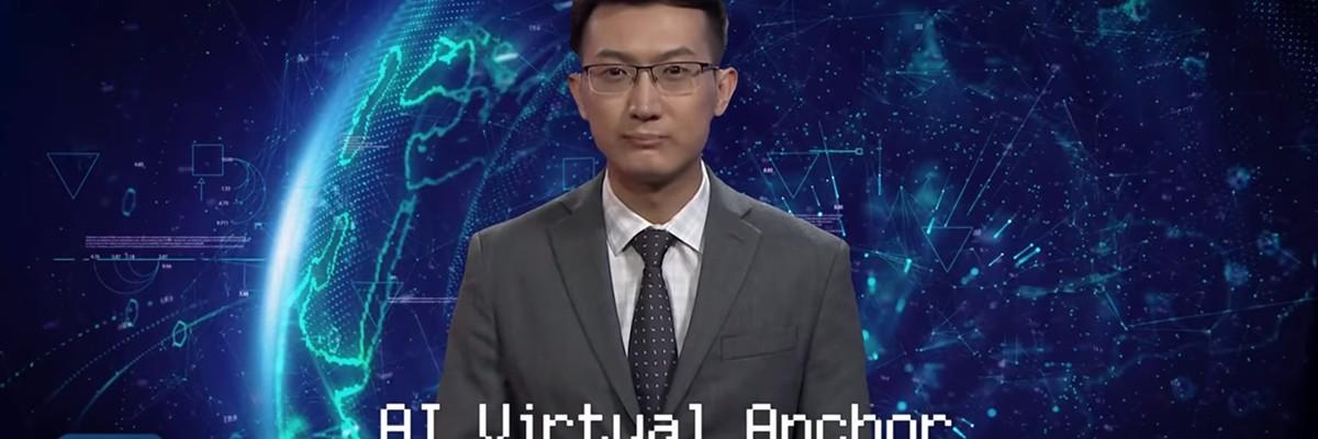 실제 뉴스를 진행하는 'AI 앵커' 데뷔