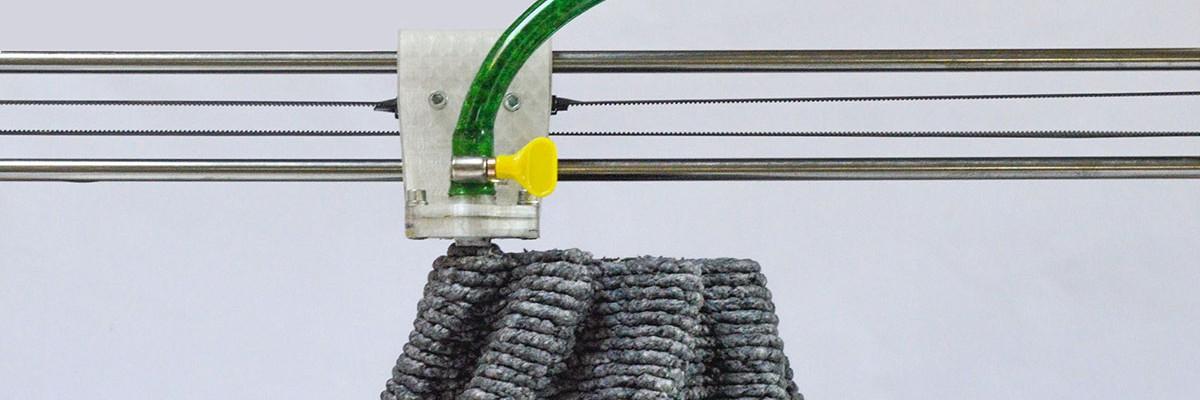 플라스틱 대신 '종이'를 사용하는 3D 프린터