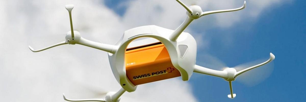 세계 최고의 드론 벤처들을 키우는 스위스의 '드론밸리'