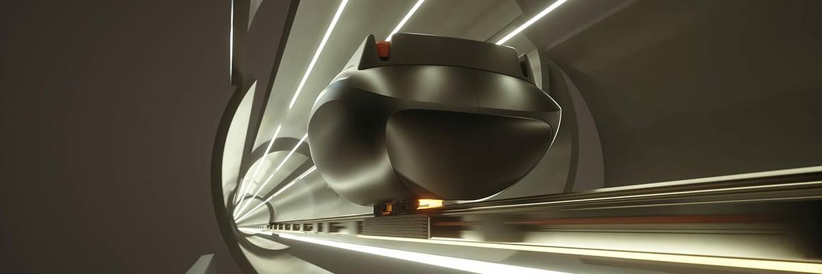 세계 최초로 영국에서 구축되는 화물운송용 '하이퍼루프'